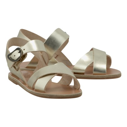 Ancient Greek Sandals Sandalias Cuero Little Sócrates-listing