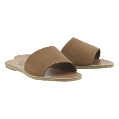 Ancient Greek Sandals Taygete Nubuck Flip-Flops-listing