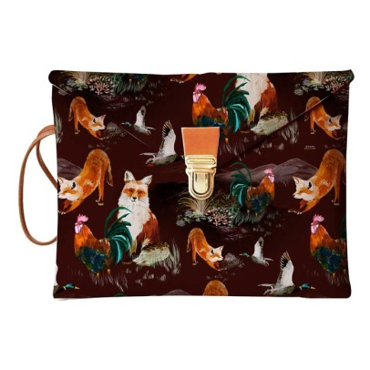 Maison Baluchon Pochette Ipad Mini Renards-product