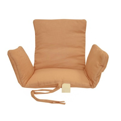 Lab - La Petite Collection Assise chaise haute en gaze de coton-listing