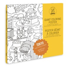 product-Omy Tokyo Giant Colouring Poster