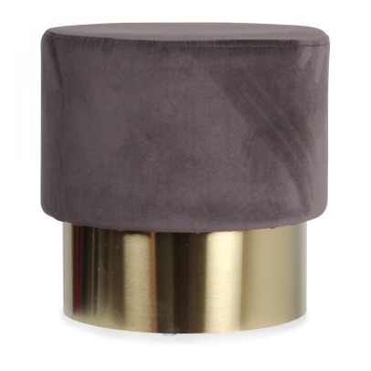 Smallable Home Velvet Pouffe-listing
