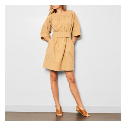 Vanessa Bruno Ieva Belted Dress-listing
