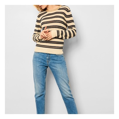 Vanessa Bruno Idle Striped Jumper-listing