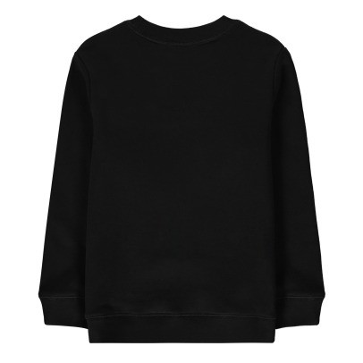 Stella McCartney Kids Biz Patch Organic Cotton Sweatshirt-listing