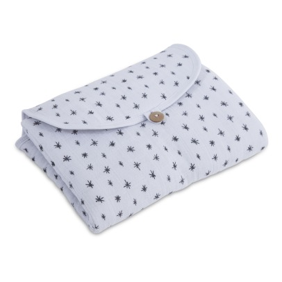 Moumout Scintille Cotton Muslin Changing Mat-product