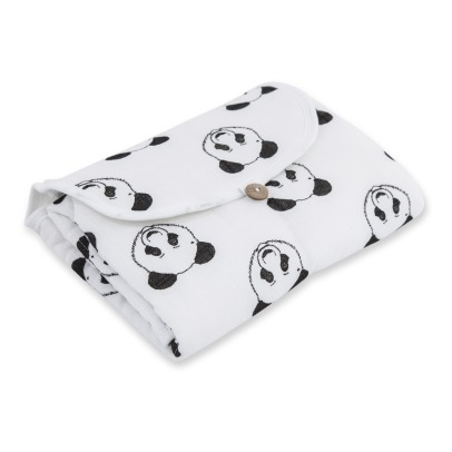 Moumout Panda Cotton Muslin Changing Mat-product