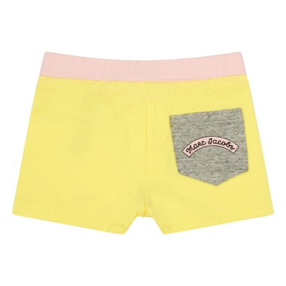 Little Marc Jacobs Short in felpa stampa stelle -listing