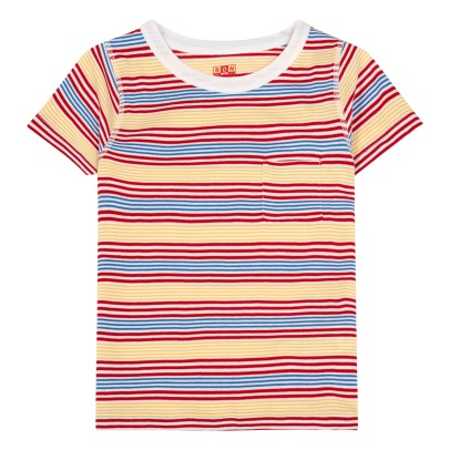 Bonton Striped T-Shirt-listing