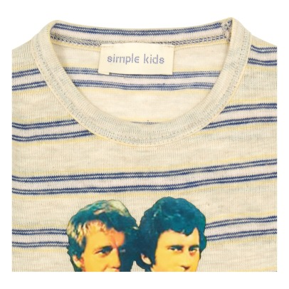 Simple Kids T-shirt a righe Starsky -listing