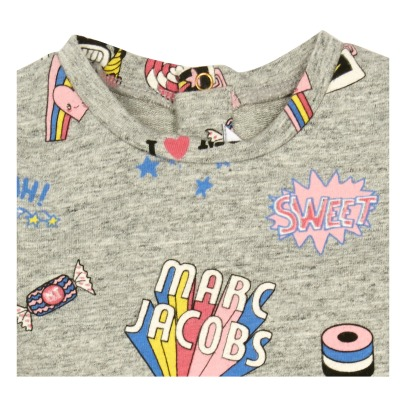 Little Marc Jacobs Sweet Candy Fleece Dress-listing