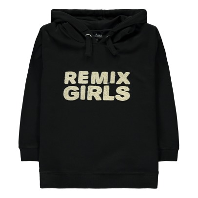 Little Remix Sweat Capuche Remix Girls-listing