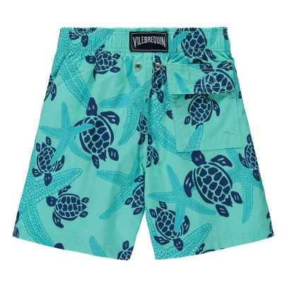Vilebrequin Star + Turtles Swimshorts-listing