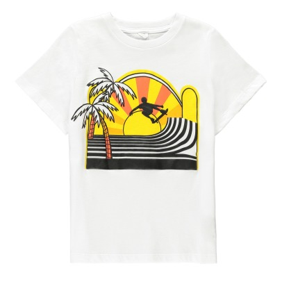 Stella McCartney Kids T-Shirt Skater Arrow-listing