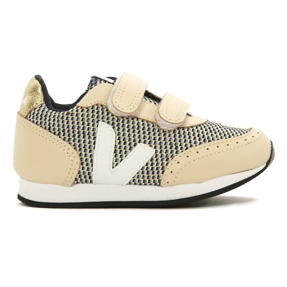 Sale - Arcade Lurex B-Mesh Velcro Trainers - Veja Veja Excellent Cheap Online Free Shipping With Paypal For Nice Online YxsRBaY