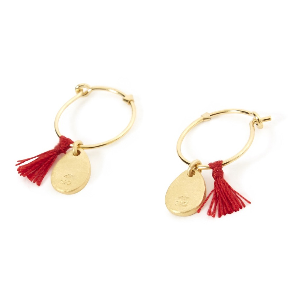 Star Sleeper Earrings 5 OCTOBRE qj6wYoh1SC