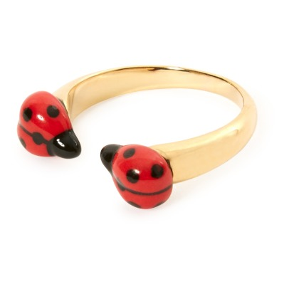 Nach Bague Ajustable Face To Face Coccinelle-listing