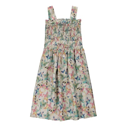 Stella McCartney Kids Madeleine Star Silk Dress-listing