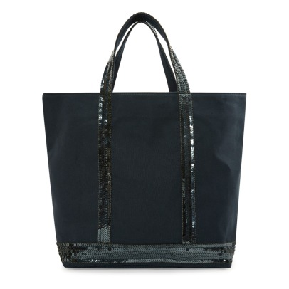 Vanessa Bruno Sequin Mesh Medium Shopper-listing