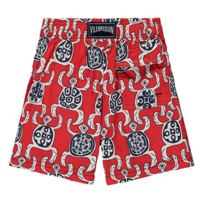 Vilebrequin Short de Bain Primitive Turtles Superflux-listing