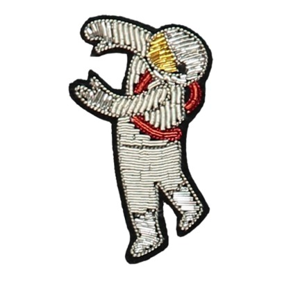 Macon & Lesquoy Cosmonaut Brooch-listing