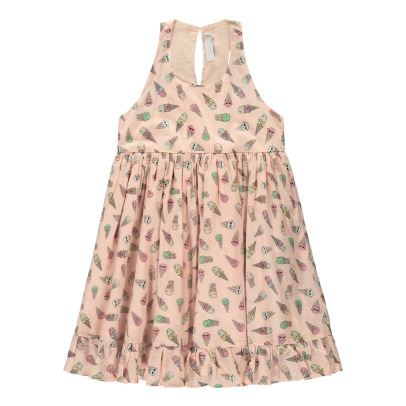 Stella McCartney Kids Robe Coton Bio Glaces Pip-product