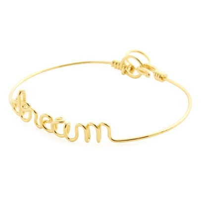 Atelier Paulin Gold Plated Copper Dream Bracelet-listing