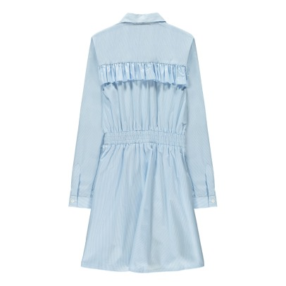 Little Remix Robe Chemise Volants Cali-listing