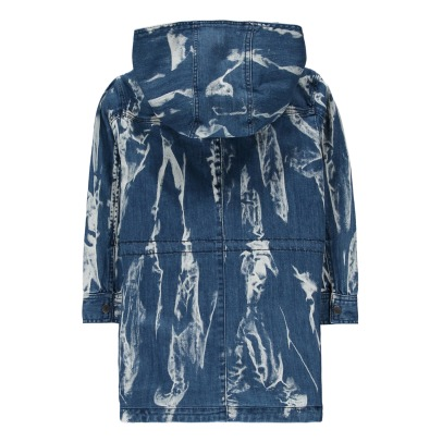 Stella McCartney Kids Parka Tie and Dye Luciana-listing