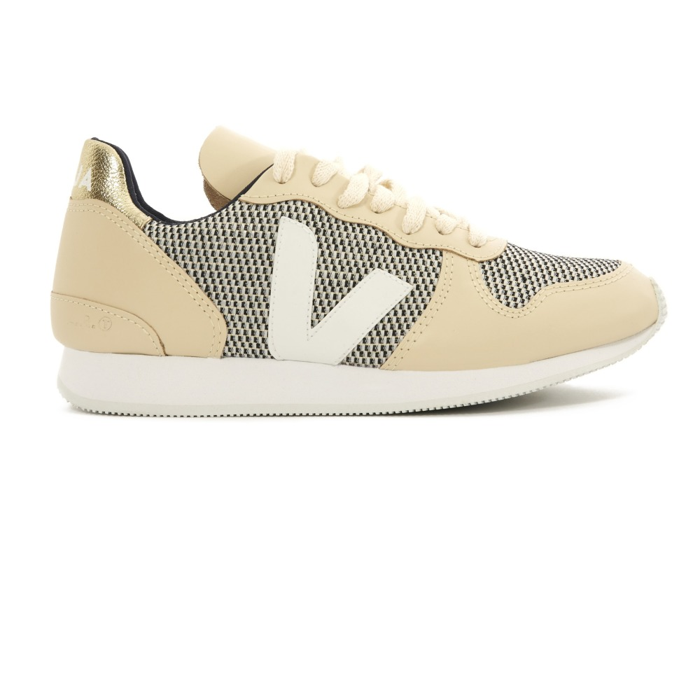 Sale - LT Holiday Mesh and Leather Lace-Up Trainers - Veja Veja hoNKNC4dH4