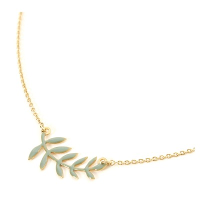 Midtown Fine Gold Plated Brass Necklace titlee lQEKEd7B