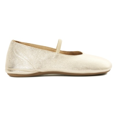 Pèpè Leather Ballerinas-listing