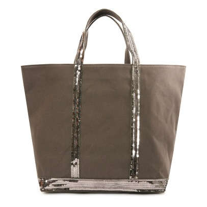 Vanessa Bruno Sequin Mesh Medium+ Shopper-listing