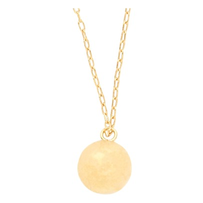 Titlee Soho Fine Gold Plated Brass Necklace-listing
