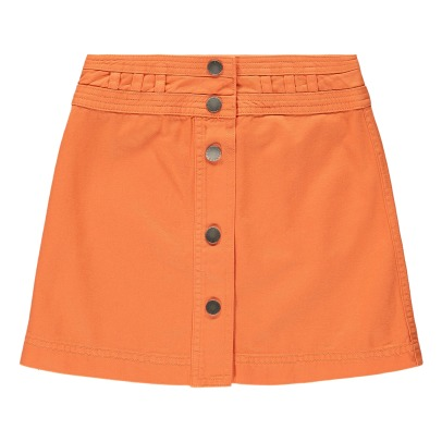 Stella McCartney Kids Karlie Buttoned Skirt-listing