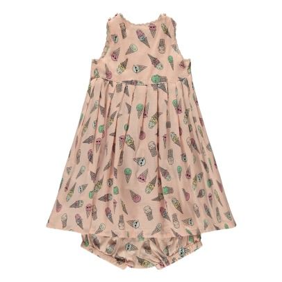 Stella McCartney Kids Robe + Bloomer Glaces Flossie-listing