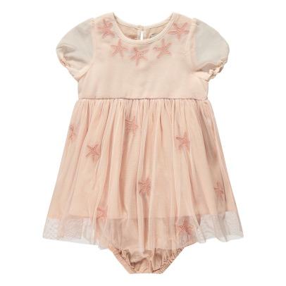 Sale - Maria Star Fish Mesh Dress - Stella McCartney Kids Stella McCartney jhyhnBlNlX