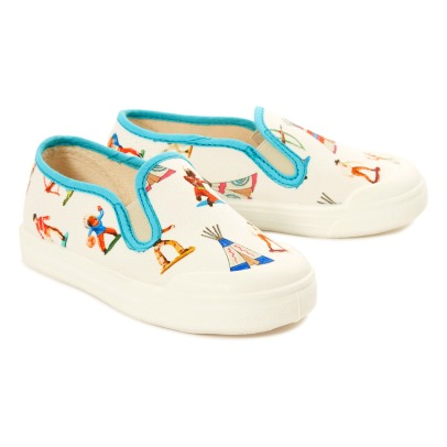 Pèpè Slip-On Indianer -listing