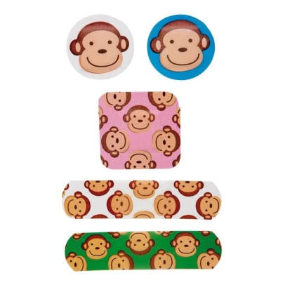 Smallable Toys Ouch Small Monkey Plasters - Set of 24-listing