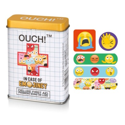 Smallable Toys Pansements Ouch Emoji - Set de 24-listing