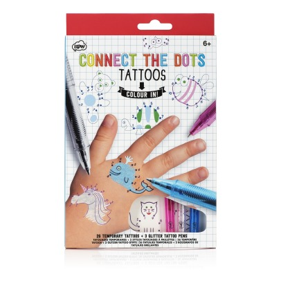 Smallable Toys Tatuaggi da colorare -listing