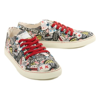 Little Marc Jacobs Turnschuhe Graffiti Punk -listing