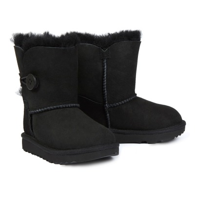 Ugg Bailey Button II Fur Lined Suede Boots-listing