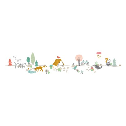 MIMI'lou Wall sticker Forest-listing