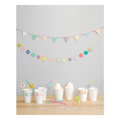 MIMI'lou Happy birthday garland kit-listing