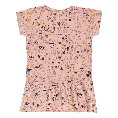 Soft Gallery Pippi Printed Dress-listing