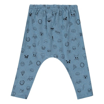 Soft Gallery Harem pants emojis in jersey Hailey -listing