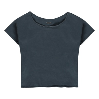 Gray Label T-shirt in cotone bio Summer -listing