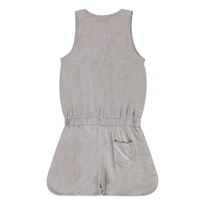 Soft Gallery Ayla Fringed Peace Playsuit-listing