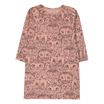 Soft Gallery Gabrielle Owl Night Shirt-listing